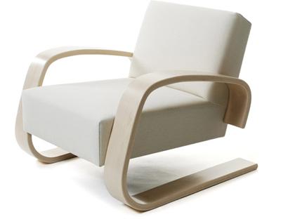 ARMCHAIR 400, Designer: Alvar Aalto 1935-36
