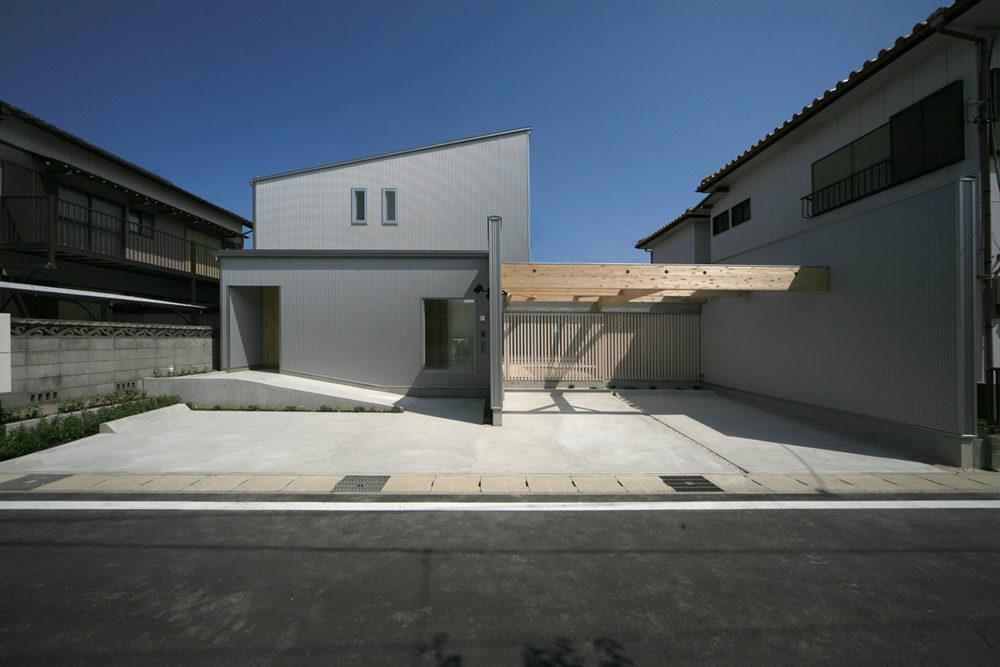 東刈谷の家
