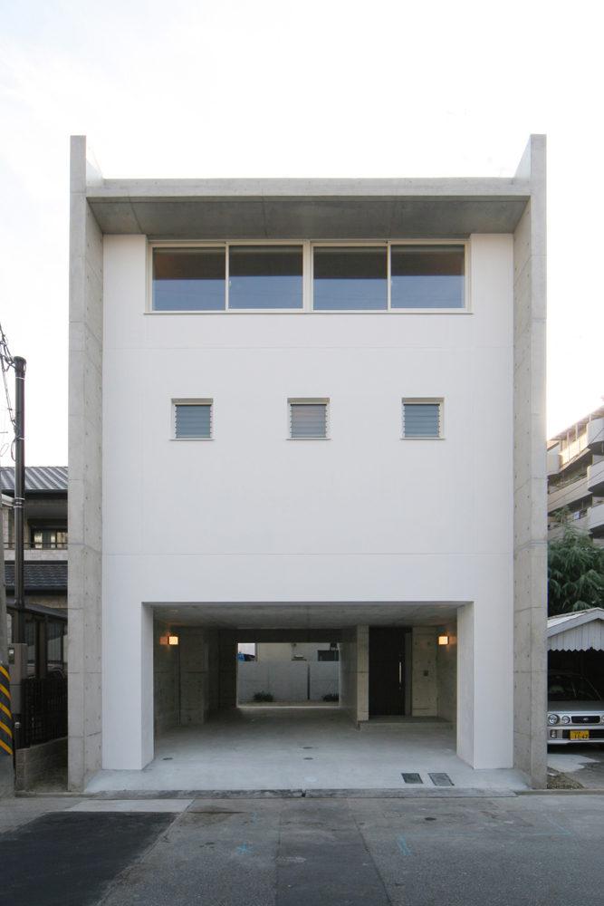 伊勢山の家