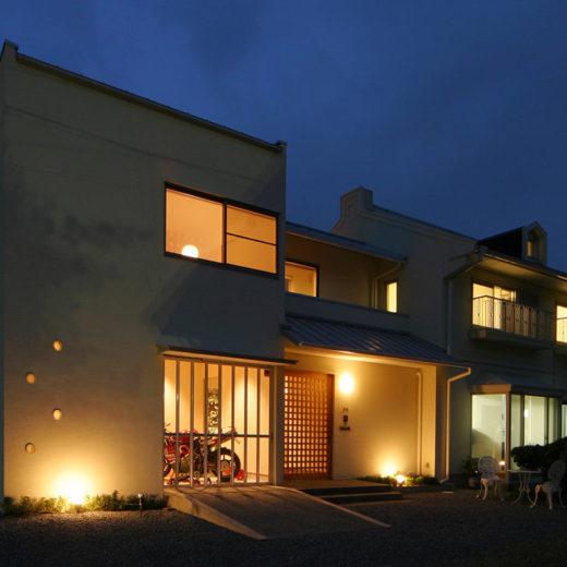 呑光寺の家