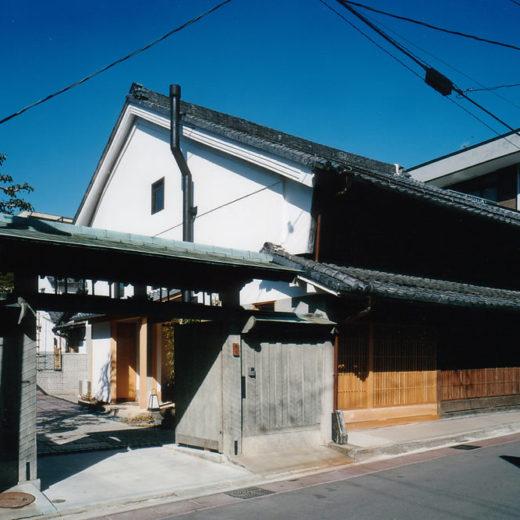 山口町の家