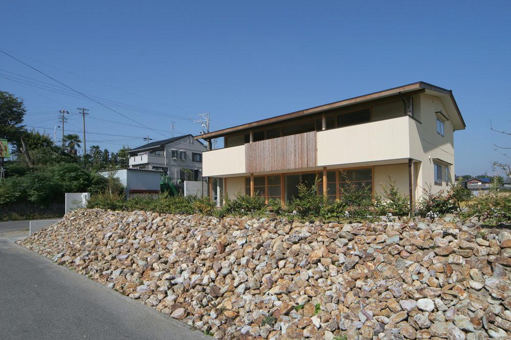 西蒲原の家